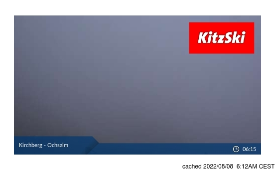 Live webcam per Kirchberg se disponibile