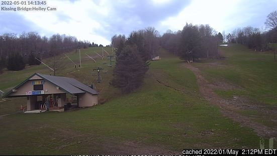 kissing bridge ski resort