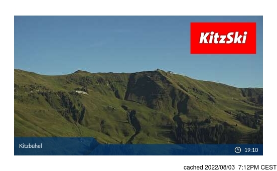 Live Snow webcam for Kitzbühel