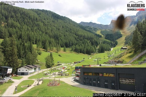 Klausberg webcam at lunchtime today
