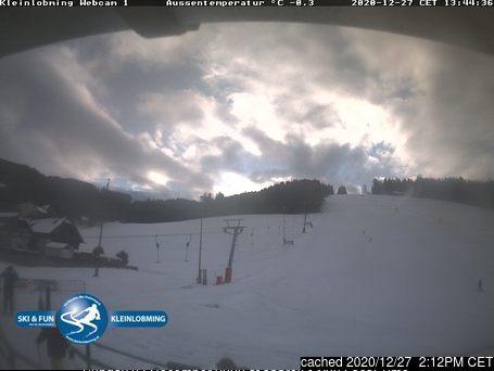 Webcam de Kleinlobming à 14h hier