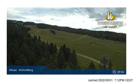 Live Snow webcam for Murau/Kreischberg