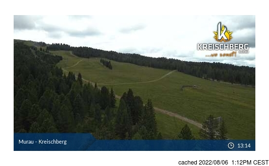 Live webcam per Murau/Kreischberg se disponibile