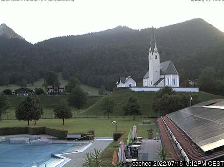 Kreuth Hexenwald için canlı kar webcam