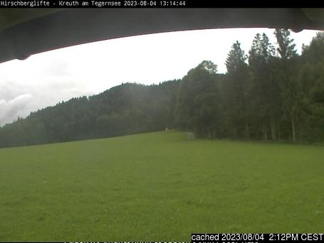 Kreuth/Hirschberg webcam all'ora di pranzo di oggi