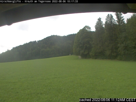 Live Snow webcam for Kreuth/Hirschberg