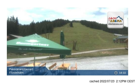 Live webcam per Krimml se disponibile