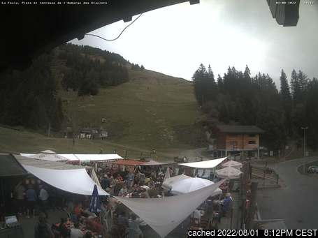 Webcam en vivo para La Fouly - Val Ferret