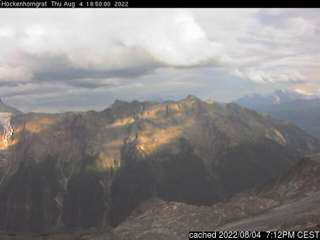 Webcam Live pour Lauchernalp - Lötschental