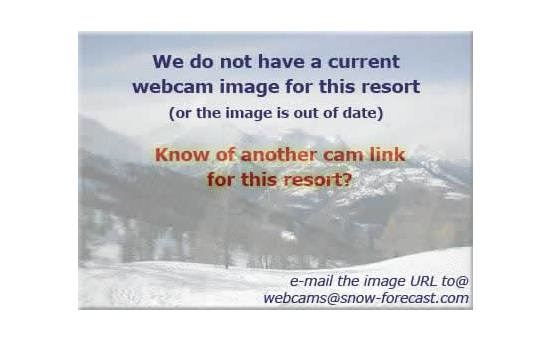 Le Mont Lozèreの雪を表すウェブカメラのライブ映像