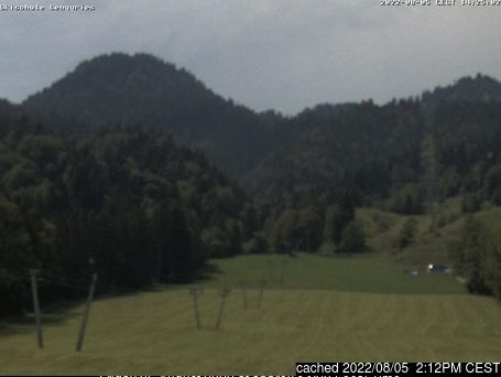 Lenggries webcam all'ora di pranzo di oggi