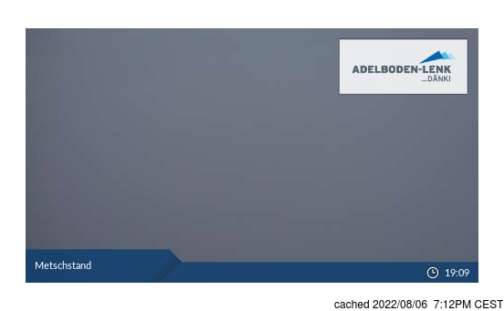 Live Snow webcam for Lenk