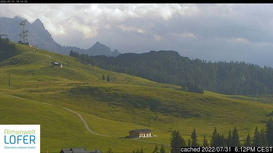 Live Webcam für Lofer