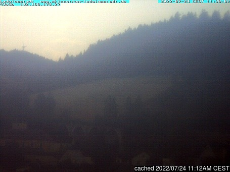Webcam en vivo para Ludwigsstadt/Skizentrum