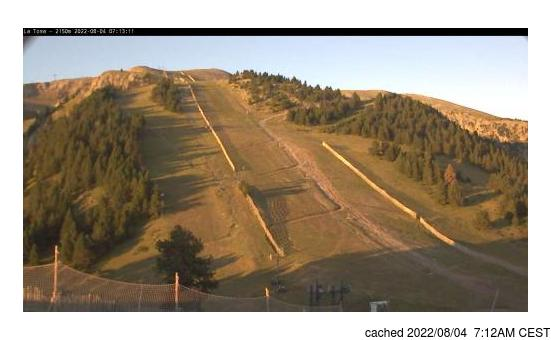Live Snow webcam for Masella