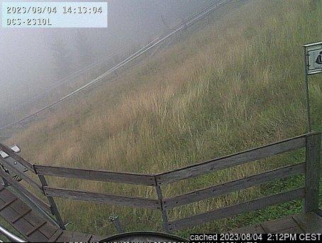 Κάμερα σε Mehliskopf σήμερα το μεσημέρι