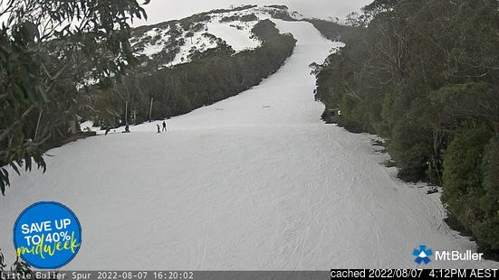 Webcam en vivo para Mount Buller