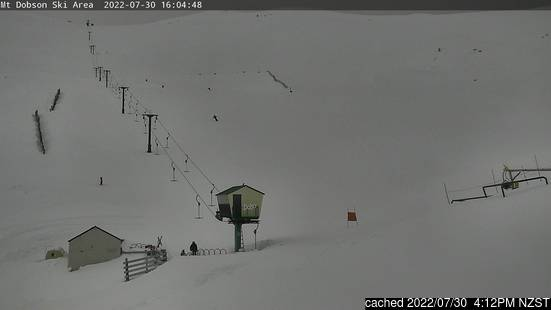 Webcam Live pour Mount Dobson