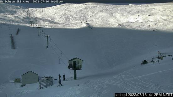 Live webcam per Mount Dobson se disponibile