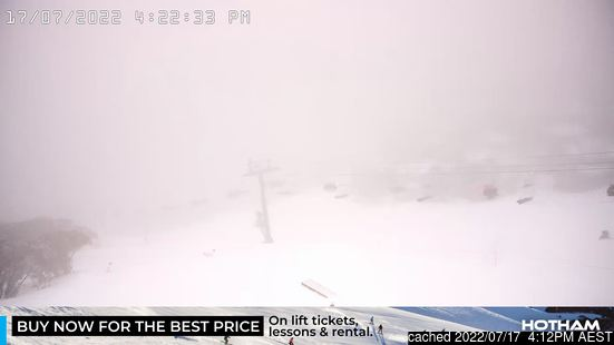 Live Webcam für Mount Hotham