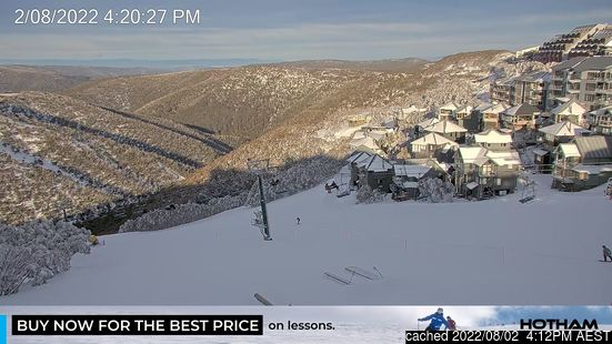 Webcam Live pour Mount Hotham