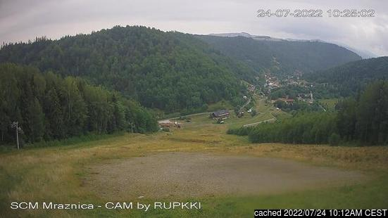 Live webcam per Mraznica - Hnilčík se disponibile