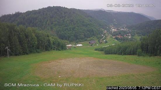 Mraznica - Hnilčík için canlı kar webcam