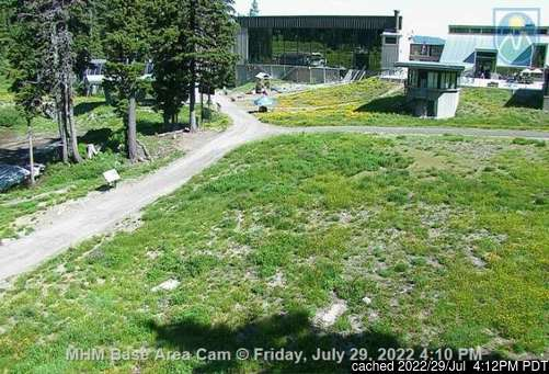 Webcam en vivo para Mt Hood Meadows
