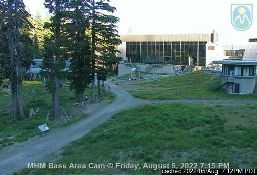 Webcam Live pour Mt Hood Meadows