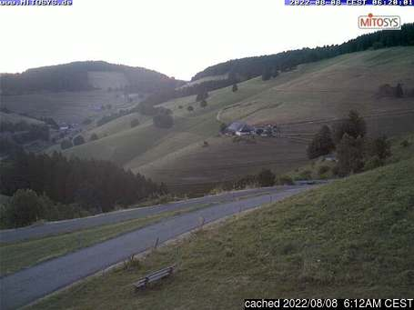 Live webcam per Münstertal-Wieden se disponibile