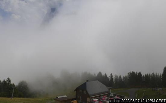 Live webcam per Mürren se disponibile