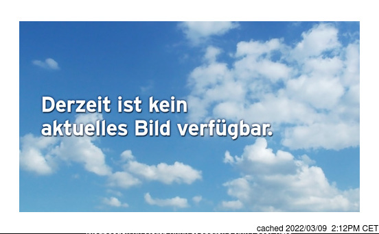 Muttereralm webcam at lunchtime today
