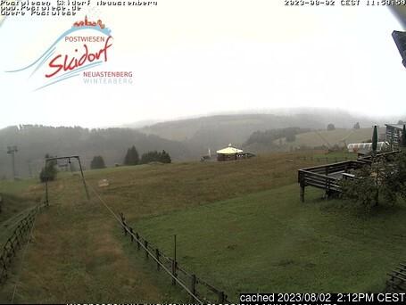 Neuastenberg/Postwiese webcam hoje à hora de almoço