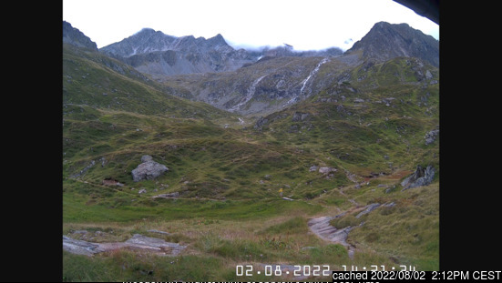 Neustift webcam at lunchtime today