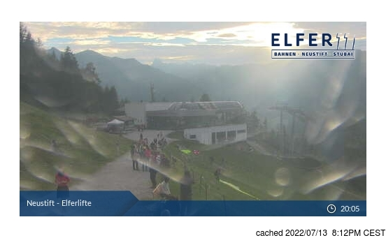 Live Webcam für Neustift
