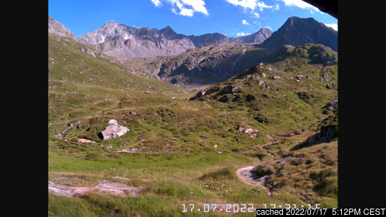 Webcam en vivo para Neustift