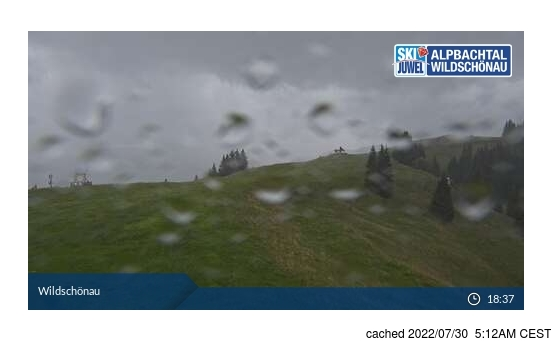 Webcam Live pour Niederau - Wildschonau