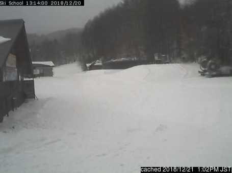 Mt Norikura webkamera ze včerejška ve 14 hod.