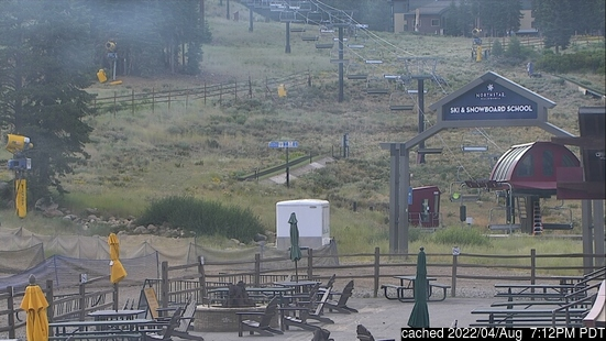 Webcam en vivo para Northstar at Tahoe