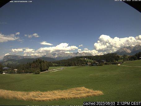 Nova Pontente-Deutschnofen Webcam gestern um 14.00Uhr