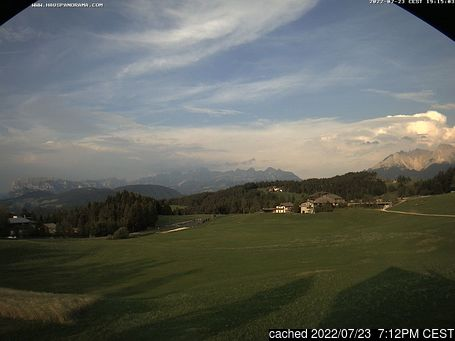 Live Snow webcam for Nova Pontente-Deutschnofen