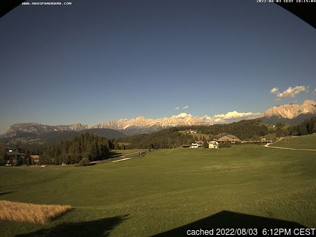Webcam en vivo para Nova Pontente-Deutschnofen
