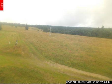Nové Hutě webcam all'ora di pranzo di oggi