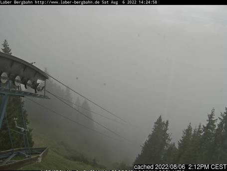 Oberammergau/Laber webcam all'ora di pranzo di oggi