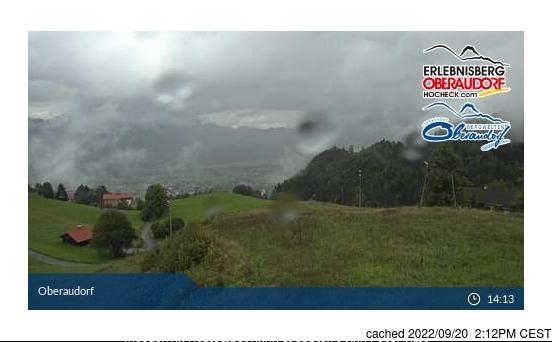 Κάμερα σε Oberaudorf στις 2μμ χθές