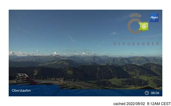 Live webcam per Oberstaufen se disponibile