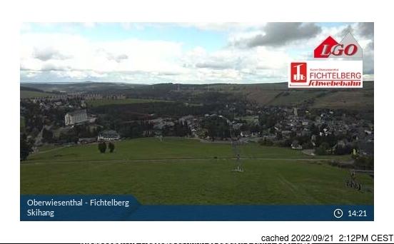 Oberweissbach webcam all'ora di pranzo di oggi