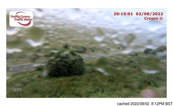 Live webcam per Pen-y-Fan se disponibile