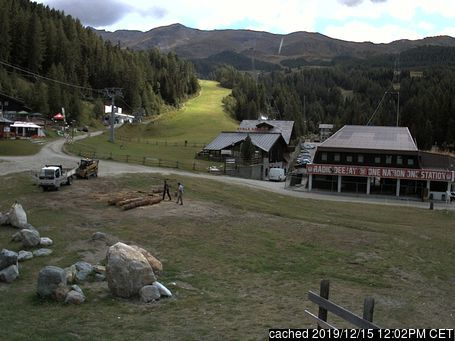 Pila webcam at lunchtime today