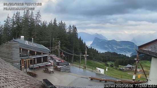 Webcam Live pour Pilatus / Luzern